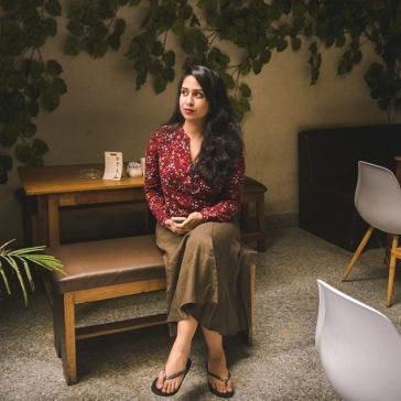 Sabira Mehrin - Wander Woman